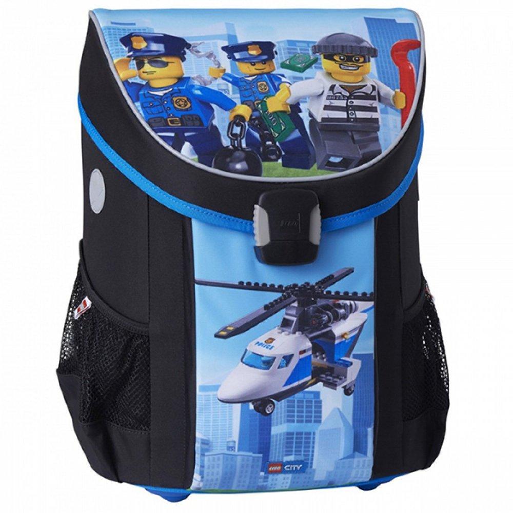 ΣΑΚΙΔΙΟ LEGO CITY POLICE CHOPPER 20043-1835