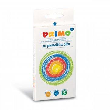 PRIMO ΛΑΔΟΠΑΣΤΕΛ 12χρωμ PRIMO