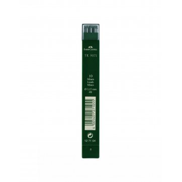 FABER - CASTELL ΜΥΤΕΣ FABER CASTELL 3,15mm 4B ΤΚ9071