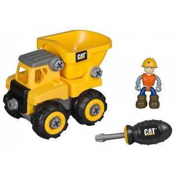 CATERPILLAR CUT JUNIOR OPERATOR - DUMP TRUCK 80901