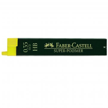 FABER - CASTELL ΜΥΤΕΣ FABER-CASTELL HB 0,35 (0.3)