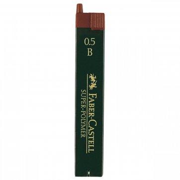 EBERHARD FABER ΜΥΤΕΣ FABER-CASTELL B 0,5mm 12ΤΕΜ