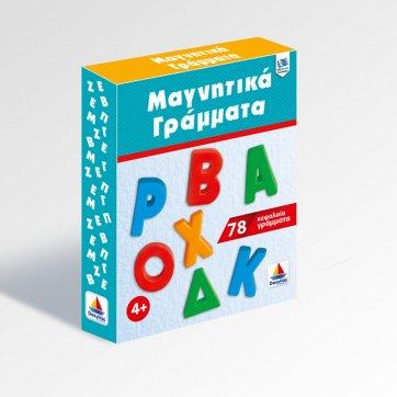 DESYLLAS GAMES ΜΑΓΝΗΤΙΚΑ ΓΡΑΜΜΑΤΑ 78 ΚΕΦΑΛΑΙΑ