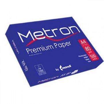 METRON ΧΑΡΤΙ Α4 80γρ ΦΩΤΟΤΥΠΙΚΟ METRON PREMIUM PAPER