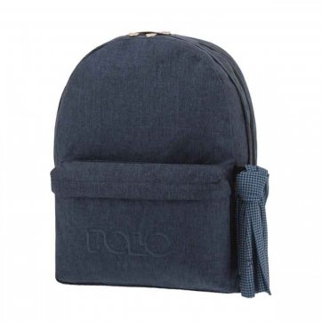POLO ΣΑΚΙΔΙΟ DOUBLE SCARF BACKPACK POLO 9-01-235-82 2019