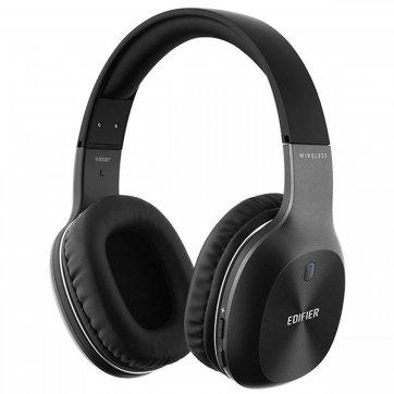 EDIFIER HEADPHONES EDIFIER BLACK W800BT
