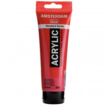 AMSTERDAM ΑΚΡΥΛΙΚΟ ΧΡΩΜΑ AMSTERDAM 120ML 369 PRIMARY MEGENTA