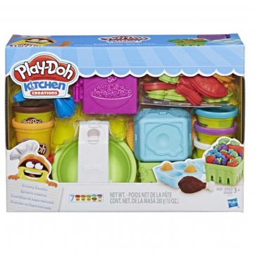 HASBRO	 PLAY-DOH GROCERY GOODIES