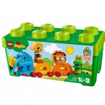 LEGO LEGO DUPLO MY FIRST ANIMAL BRICK BOX 10863