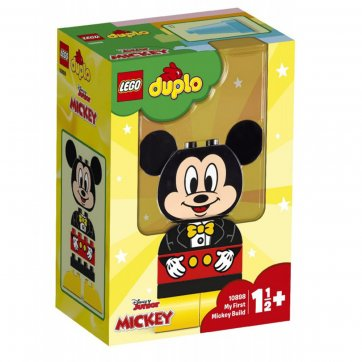 LEGO DUPLO MY FIRST MICKEY BUILD 10898