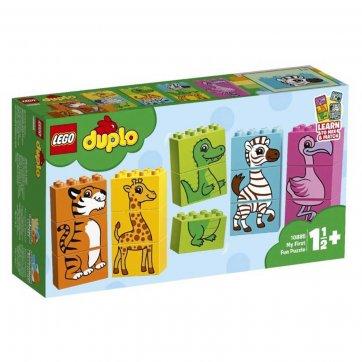 LEGO LEGO DUBLO MY FIRST FUN PUZZLE 10885