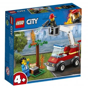 LEGO LEGO CITY BARBECUE BURN OUT 60212
