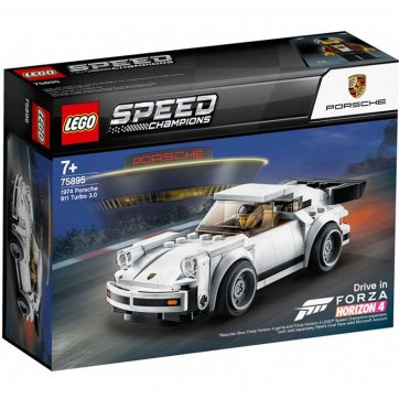 LEGO LEGO SPEED CHAMPIONS PORSCHE 911 TURBO 3.0 75895