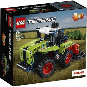 LEGO LEGO MINI CLAAS XERION 42102
