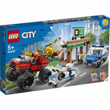 LEGO LEGO CITY POLICE MONSTER TRUCK HEIST 60245