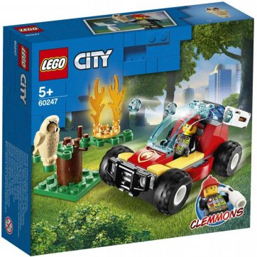 LEGO LEGO CITY FOREST FIRE 60247