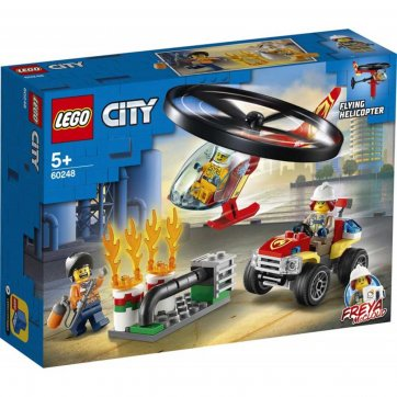 LEGO LEGO CITY FIRE HELICOPTER RESPONSE 60248