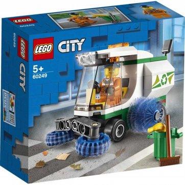 LEGO LEGO CITY STREET SWEEPER 60249