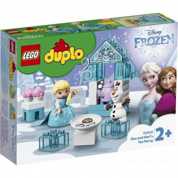 LEGO LEGO DUPLO FROZEN ELSA AND OLAF'S TEA PARTY 10920