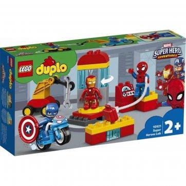 LEGO LEGO DUPLO SUPER HEROES LAB 10921