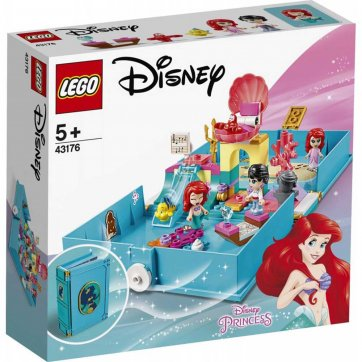 LEGO LEGO DISNEY PRINCESS ARIEL'S STORYBOOK ADVENTURES 43176