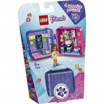 LEGO LEGO FRIENDS OLIVIAS PLAY CUBE 41402