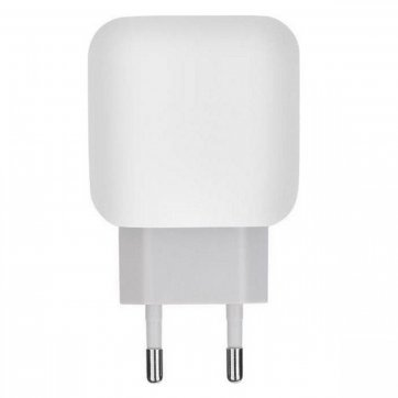POWER ON ΦΟΡΤΙΣΤΗΣ ΚΙΝΗΤΟΥ POWER ON CH-80W V 3.0 WHITE USB 050165