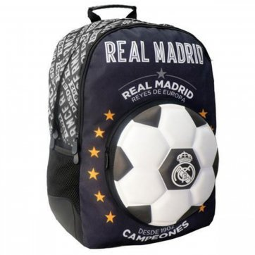 MUST ΣΑΚΙΔΙΟ MUST 4 ΘΗΚΕΣ REAL MADRID ΜΠΑΛΑ 0170801