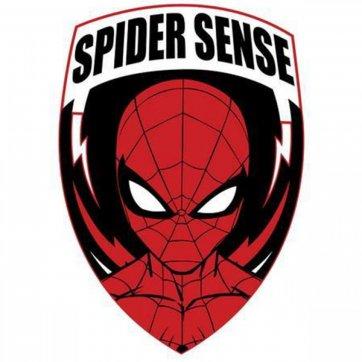 ΔΙΑΚΑΚΗΣ ΜΑΞΙΛΑΡΙ SPIDERMAN SPIDER SENSE 35*35εκ 500927