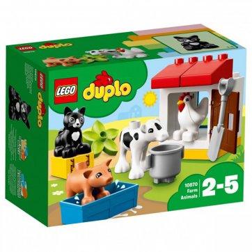 LEGO LEGO DUPLO FARM ANIMALS 10870