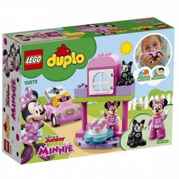 LEGO LEGO DUBLO MINNIE'S BIRTHDAY PARTY 10873