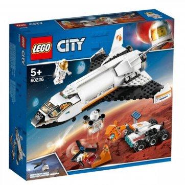 LEGO LEGO CITY MARS RESEARCH SHUTTLE 60226