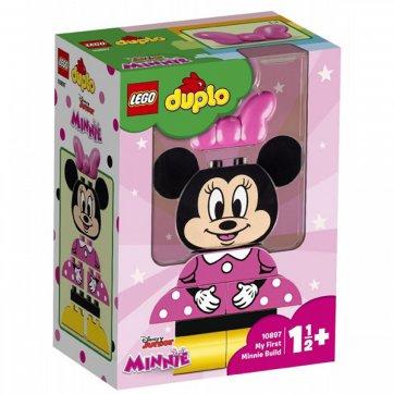 LEGO LEGO DUPLO DISNEY MY FIRST MINNIE BUILD 10897