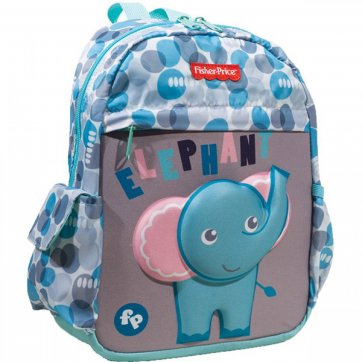 Fisher-Price ΤΣΑΝΤΑ FISHER PRICE HAPPY ELEPHANT ΝΗΠΙΟΥ ΠΛΑΤΗΣ 349-05054