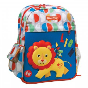 Fisher-Price ΣΑΚΙΔΙΟ ΝΗΠΙΟΥ FISHER-PRICE CIRCUS LION 349-06054