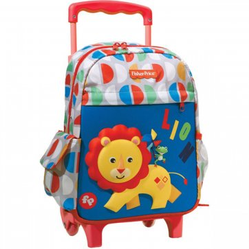 Fisher-Price TROLLEY ΝΗΠΙΟΥ FISHER - PRICE CIRCUS LION 349-06072