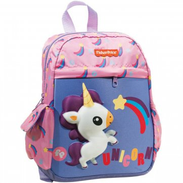 Fisher-Price ΣΑΚΙΔΙΟ ΝΗΠΙΟΥ FISHER-PRICE UNICORN RAINBOW 349-08054