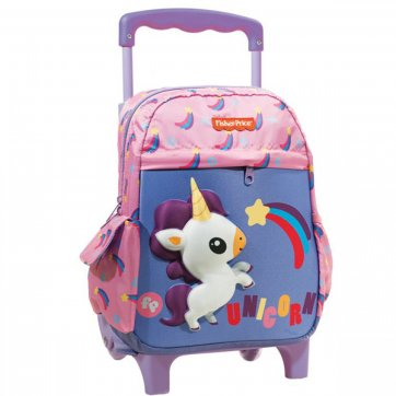 Fisher-Price TROLLEY ΝΗΠΙΟΥ FISHER - PRICE Unicorn Rainbow 349-08072