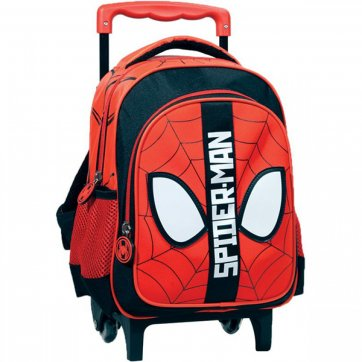 GIM ΣΑΚΙΔΙΟ TROLLEY ΝΗΠΙΟΥ GIM TROLLEY SPIDERMAN NEOPRENE C 337-75072