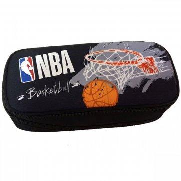BACK ME UP ΚΑΣΕΤΙΝΑ ΟΒΑΛ NBA RED BASKET 338-41141