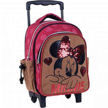 GIM TROLLEY ΝΗΠΙΟΥ MINNIE SUEDE 340-47072