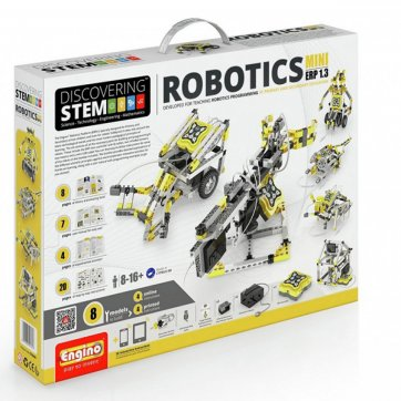 Engino games ENGINO STEM ROBOTICS MINI ERP 1.3