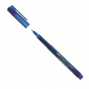 FABER - CASTELL ΜΑΡΚΑΔΟΡΟΣ BROADPEN FABER-CASTELL 0.8 mm ΜΠΛΕ 155451