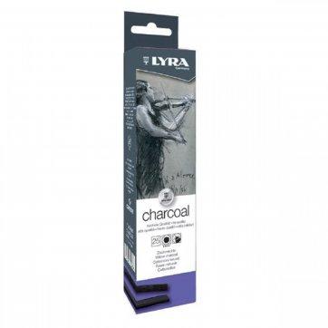 LYRA ΚΑΡΒΟΥΝΟ CHARCOAL MEDIUM 25ΤΕΜ 5-6mm LYRA