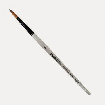 DALER ROWNEY ΠΙΝΕΛΟ GRADUATE SYNTHETIC ROUND 6 212185006