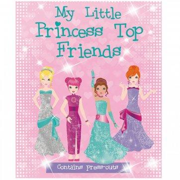 ΕΚΔΟΣΕΙΣ SUSAETA MY LITTLE PRINCESS TOP: FRIENDS