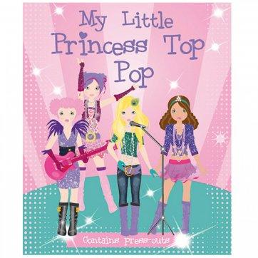 ΕΚΔΟΣΕΙΣ SUSAETA MY LITTLE PRINCESS TOP: POP
