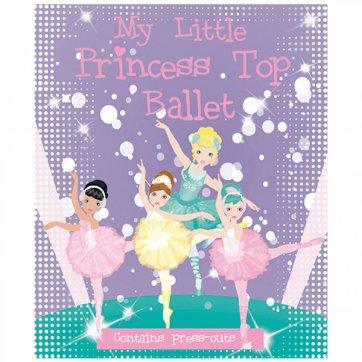 ΕΚΔΟΣΕΙΣ SUSAETA MY LITTLE PRINCESS TOP: BALLET