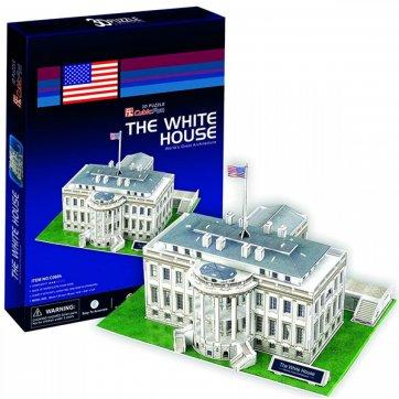 CubicFun ΠΑΖΛ - 3D ΠΑΖΛ THE WHITE HOUSE 64ΤΕΜ C060h