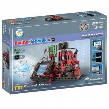 FISCHERTECHNIK ROBOTICS TXT SΜΑΡΤ HΟΜΕ 544624